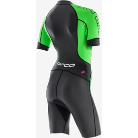 ORCA Core Swimrun Damer, black/green